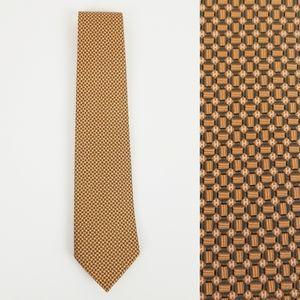Hermes 100% silk tie PLS READ DESCRIPTION